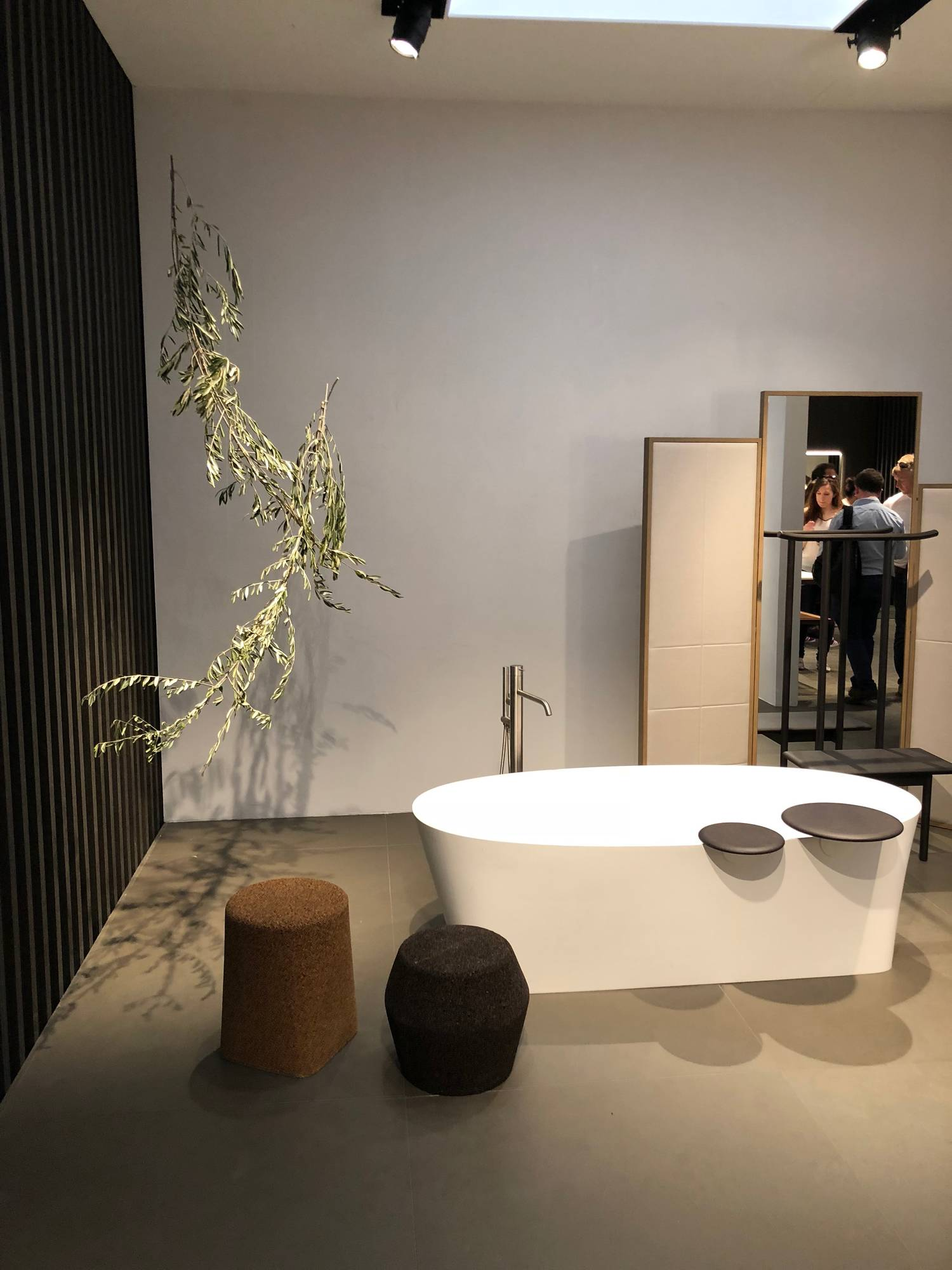 A photograph from Milan Design Week, Salone Del Mobile